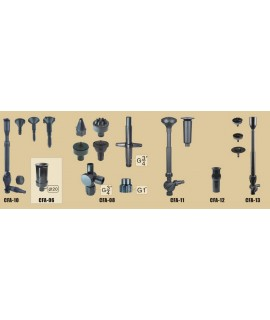 CFA-11 KIT ACCESSORI GETTO FONTANA