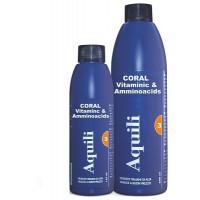 CORAL VITAMINS & AMINOACIDS 250 ML AQUILI