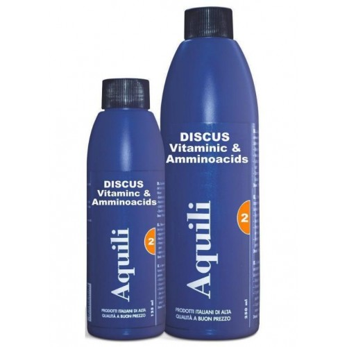DISCUS VITAMINS 250 ML AQUILI