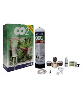 KIT CO2 U/G CON 2 MANOMETRI AQUILI
