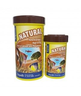 NATURAL 250ML - 38G AQUILI