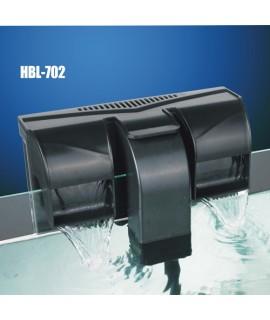 HBL-702 FILTRO A ZAINO 7W 800 L/H