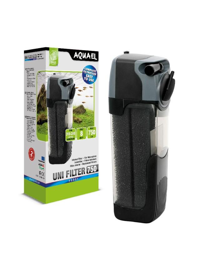 unifilter 360 filtro interno 3w 340l h per acquario