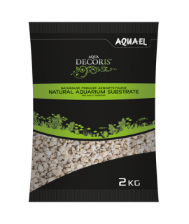 DOLOMITE GRAVEL 2-4 MM 2KG AQUAEL