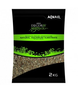QUARTZ GRAVEL 1.6-4 MM 2KG AQUAEL