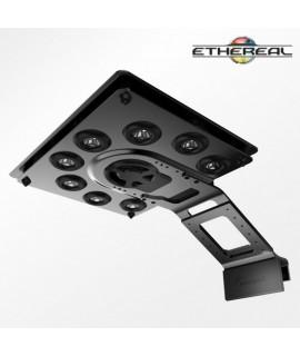 ETHEREAL PLAFONIERA A LED 130W COMPLETA DI ICV6 MAXSPECT
