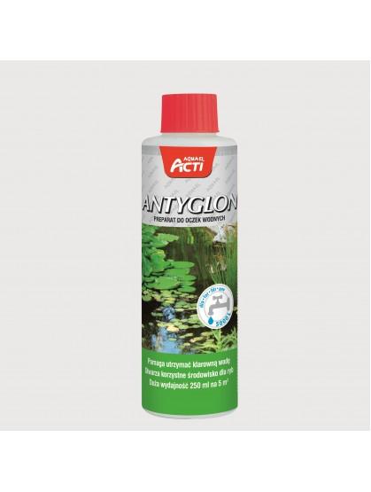 ACTI POND ANTYGLON 250 ML AQUAEL