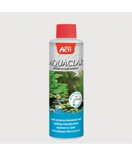 ACTI POND AQUACLAR 250 ML AQUAEL