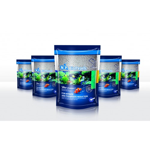 BIO PEARLS 500G BLUE TREASURE