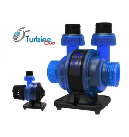 TURBINE DUO 8-46W MAX 6500 L/H MAXSPECT
