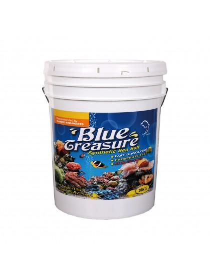 REEF SEA SALT 20 KG SECCHIO BLUE TREASURE