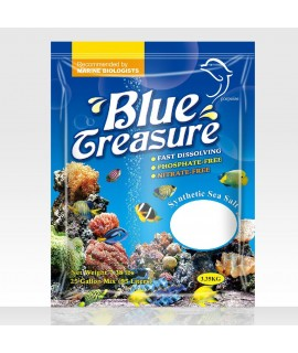 REEF SEA SALT 3.35 KG BLUE TREASURE