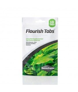 FLOURISH TABS 10 PCS